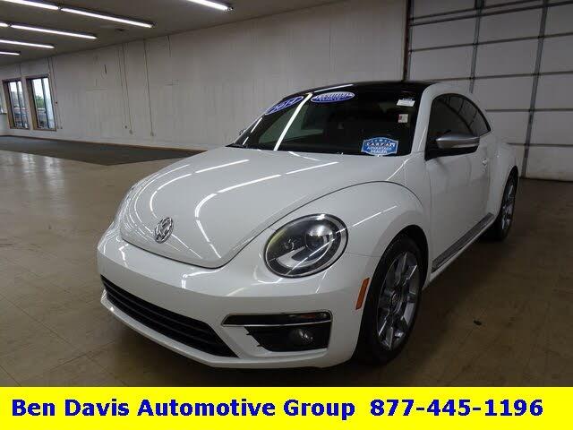 2014 Volkswagen Beetle TDI with Premium