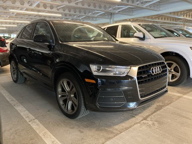 2016 Audi Q3 2.0T quattro Premium Plus AWD