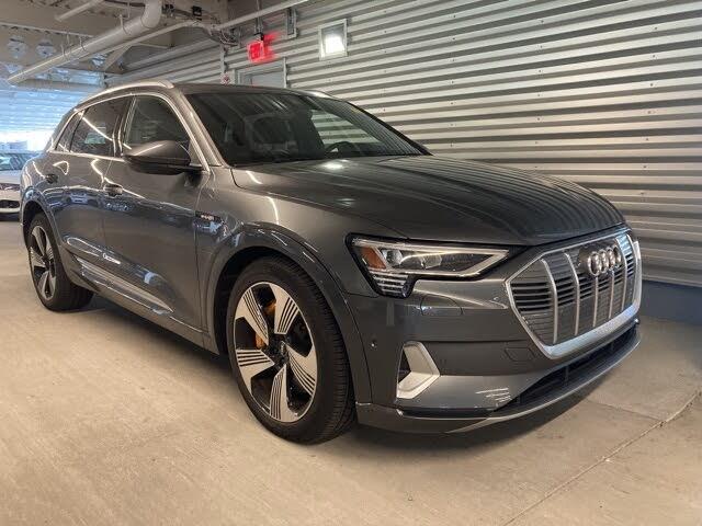 2019 Audi e-tron Prestige quattro AWD