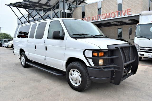 2014 Ford E-Series E-350 XL Super Duty Extended Passenger Van