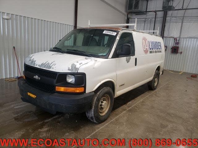 2006 Chevrolet Express Cargo 3500 RWD