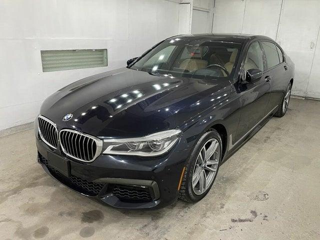 2016 BMW 7 Series 750i xDrive AWD