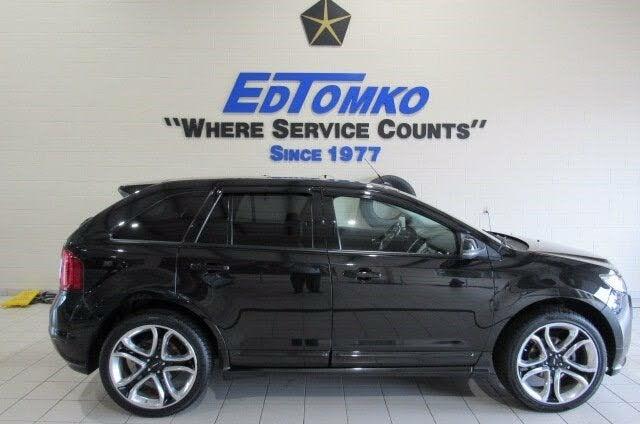 2013 Ford Edge Sport AWD