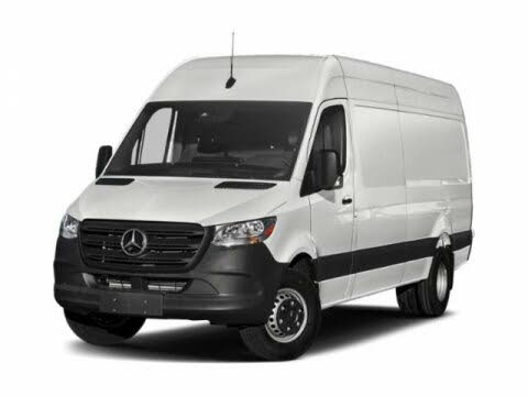 2019 Mercedes-Benz Sprinter Cargo 4500 170 V6 High Roof RWD