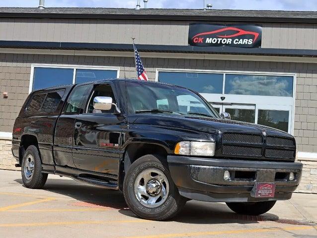 1996 Dodge RAM 1500 Laramie SLT Club Cab RWD