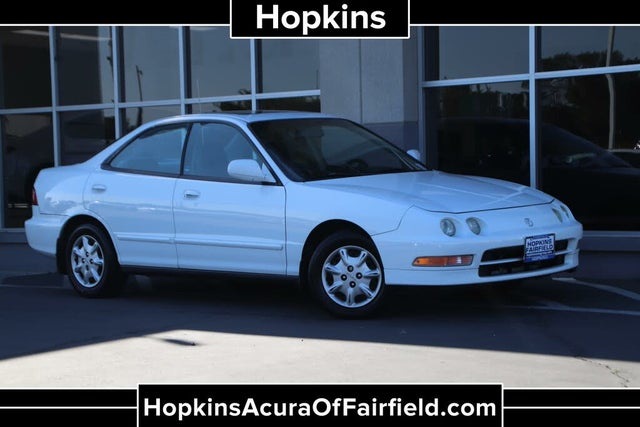 1997 Acura Integra LS Sedan FWD