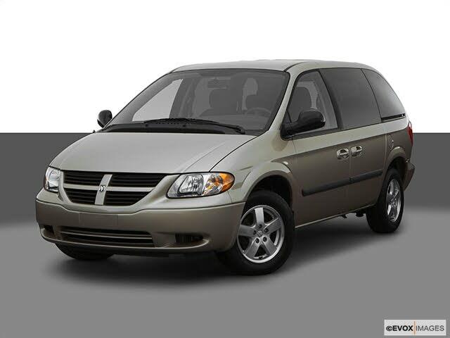 2007 Dodge Caravan SXT FWD