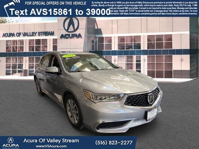 2018 Acura TLX FWD