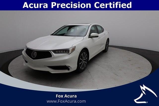 2018 Acura TLX V6 FWD