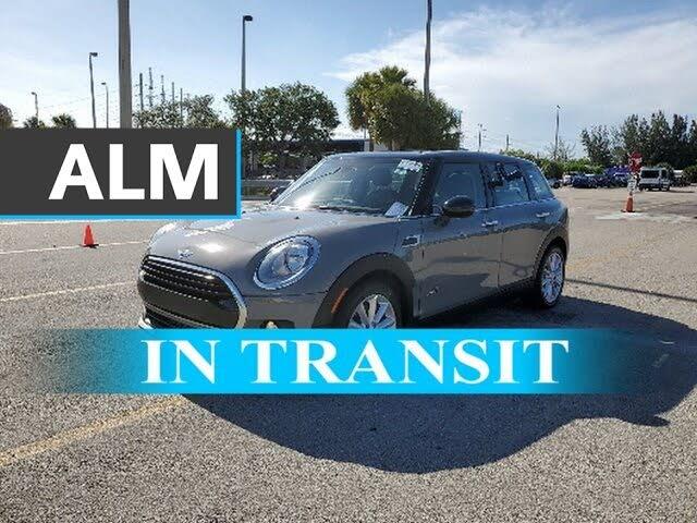 2018 MINI Cooper Clubman ALL4 AWD