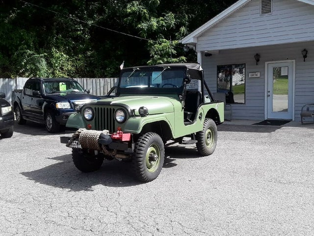 1963 Willys Jeep Wagon
