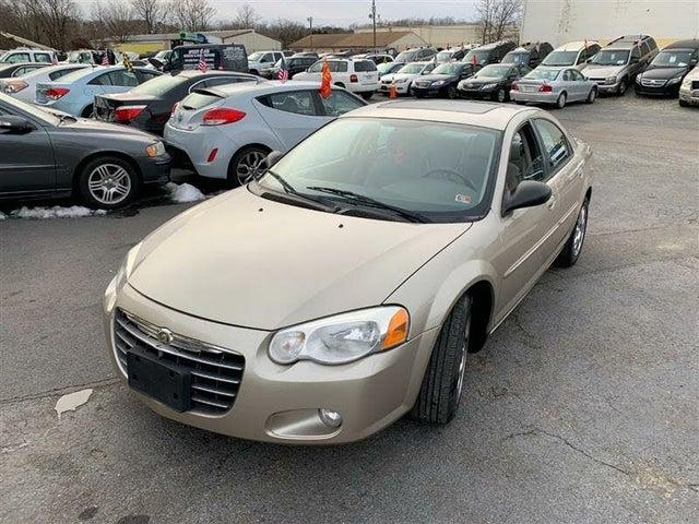 2006 Chrysler Sebring Limited Sedan FWD