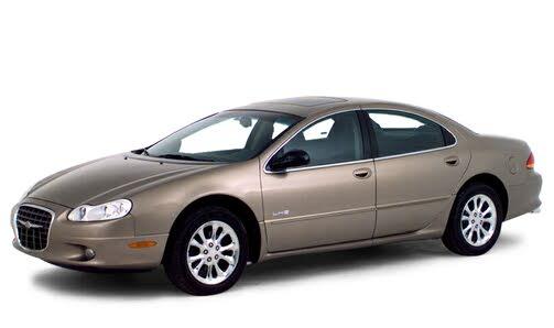 2000 Chrysler LHS 4 Dr STD Sedan