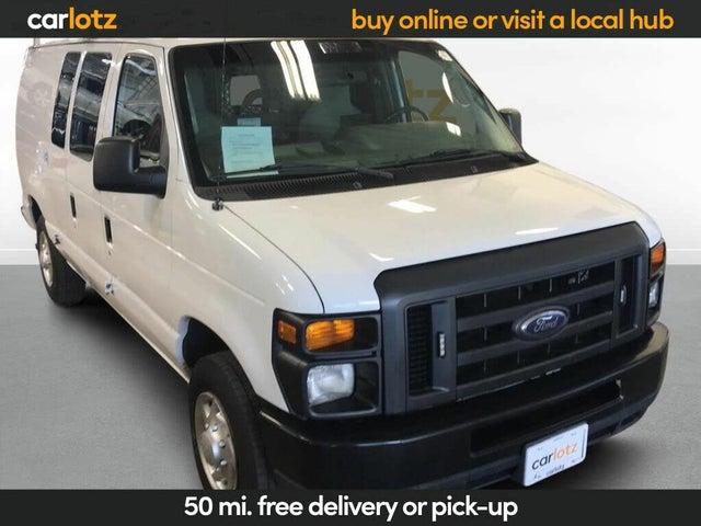 2012 Ford E-Series E-150 Cargo Van
