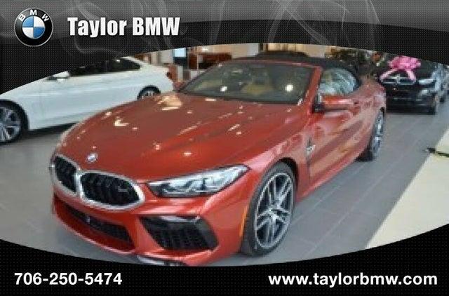 2020 BMW M8 Convertible AWD
