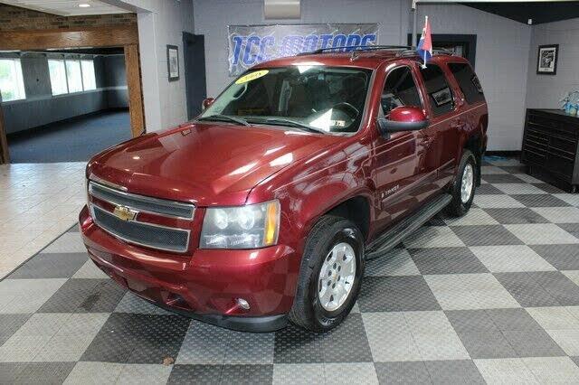 2008 Chevrolet Tahoe LT 4WD