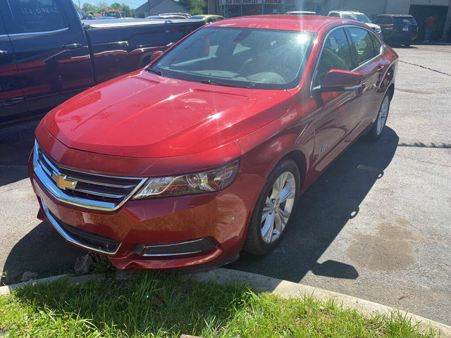 2014 Chevrolet Impala 2LT FWD