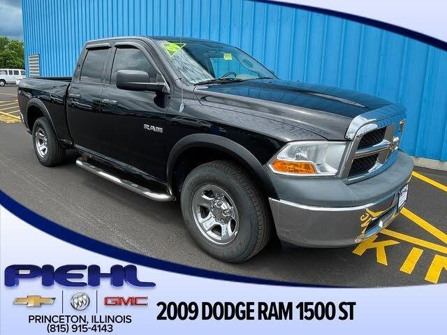 2009 Dodge RAM 1500 ST Quad Cab 4WD