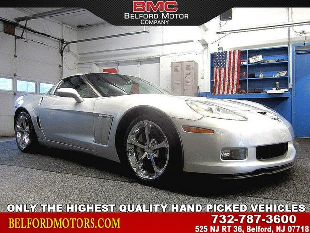 2013 Chevrolet Corvette Z16 Grand Sport 1LT Coupe RWD