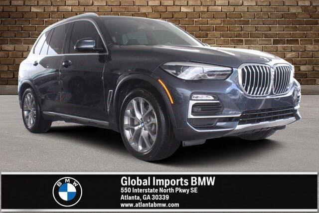 2019 BMW X5 xDrive40i AWD