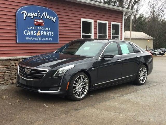 2016 Cadillac CT6 3.0TT Premium Luxury AWD