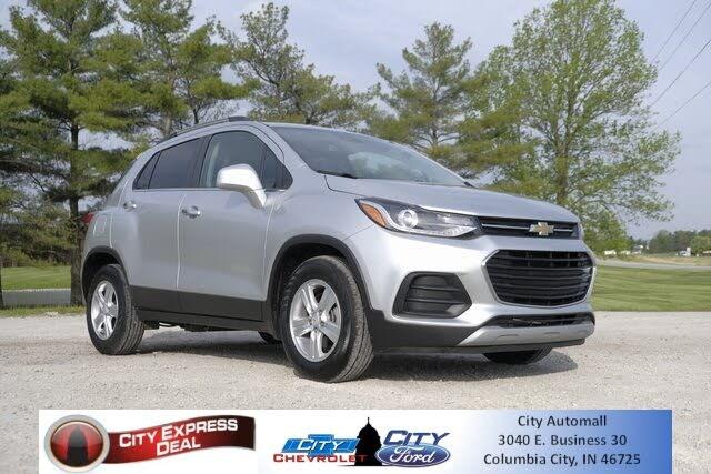 2019 Chevrolet Trax LT FWD