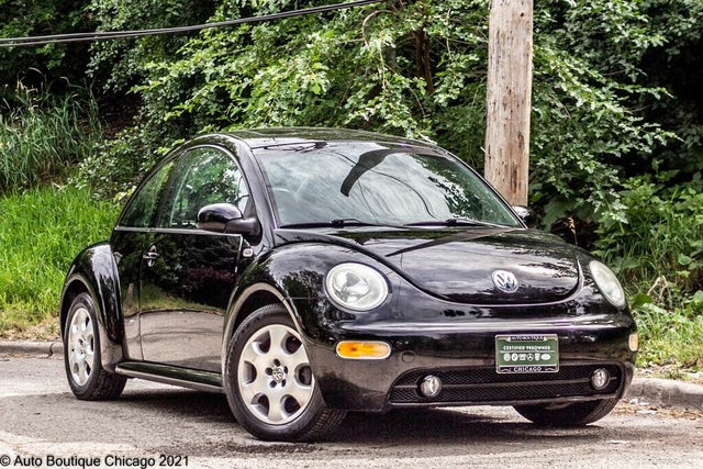2002 Volkswagen Beetle GLX