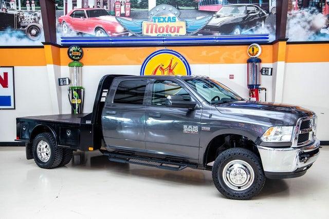 2014 RAM 3500 Tradesman Crew Cab LB DRW 4WD