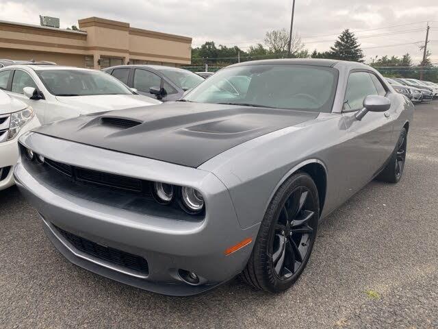 2016 Dodge Challenger R/T RWD