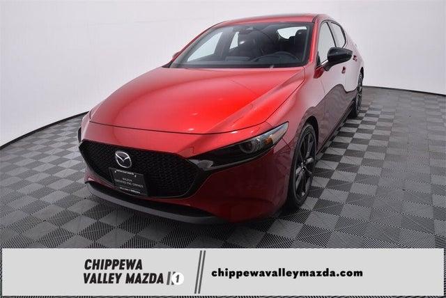 2019 Mazda MAZDA3 Premium Hatchback FWD