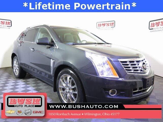 2014 Cadillac SRX Performance AWD