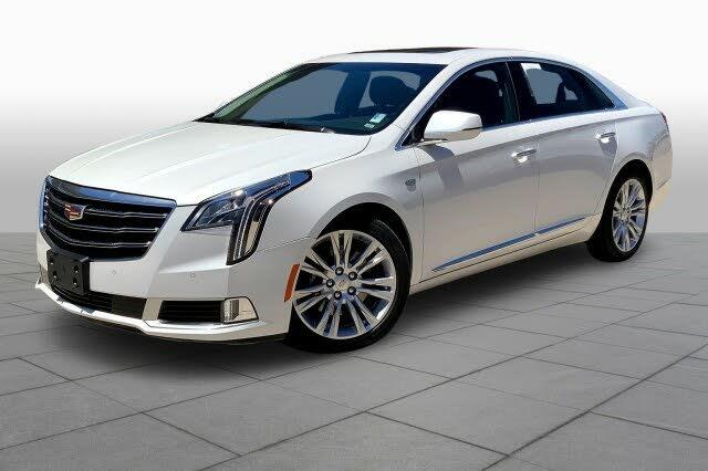 2019 Cadillac XTS Luxury AWD