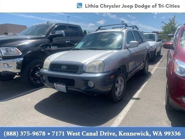 2003 Hyundai Santa Fe LX FWD
