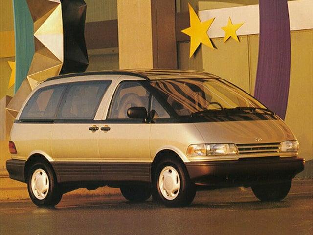 1993 Toyota Previa 3 Dr LE Passenger Van