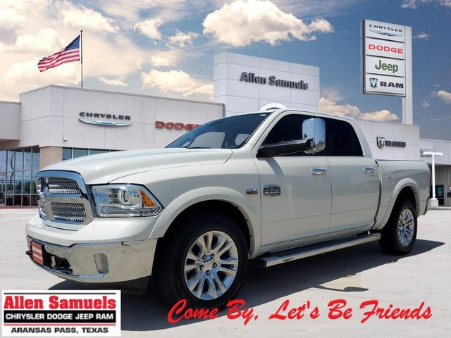 2017 RAM 1500 Laramie Longhorn Crew Cab 4WD