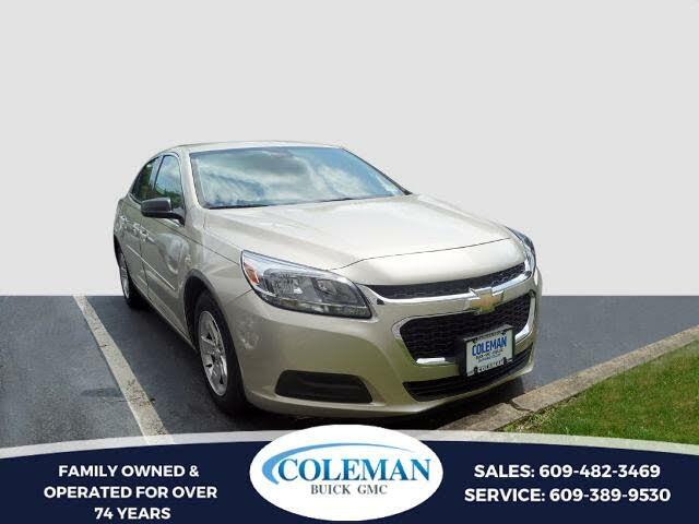 2014 Chevrolet Malibu LS FWD