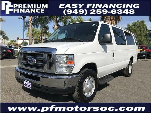 2012 Ford E-Series E-350 XLT Super Duty Extended Passenger Van