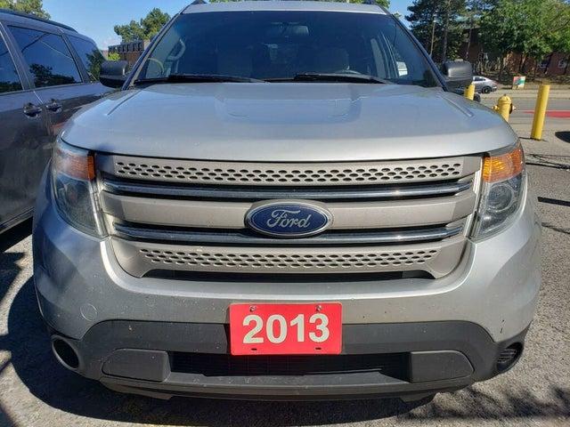 2013 Ford Explorer Base 4WD