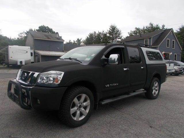 2008 Nissan Titan LE Crew Cab 4WD