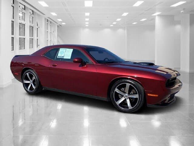 2018 Dodge Challenger R/T Shaker RWD