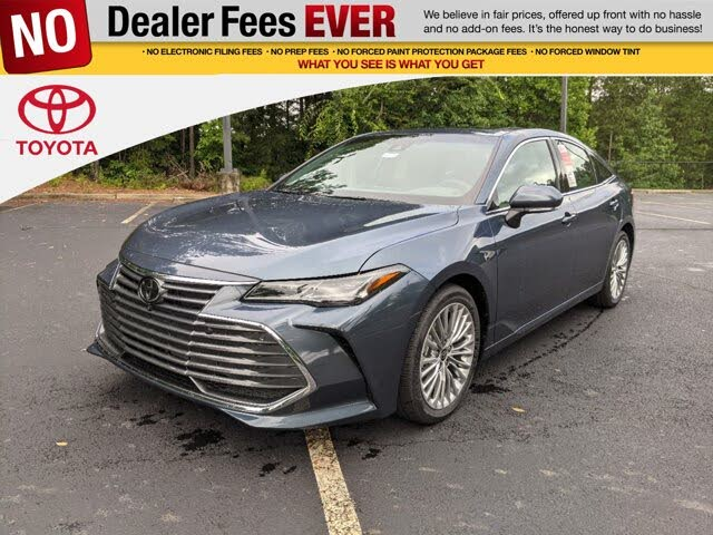 2021 Toyota Avalon Limited FWD