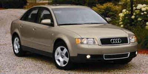 2004 Audi A4 1.8T quattro Sedan AWD