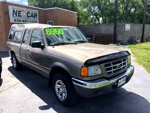 2003 Ford Ranger 2 Dr XLT Extended Cab SB