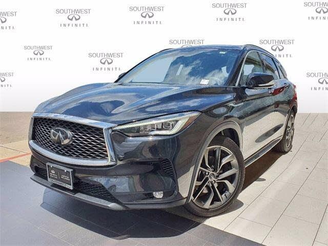 2019 INFINITI QX50 Essential FWD