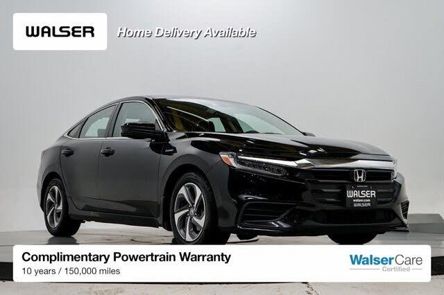 2019 Honda Insight EX Sedan FWD