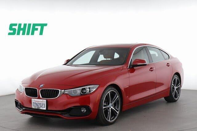 2018 BMW 4 Series 440i Gran Coupe RWD