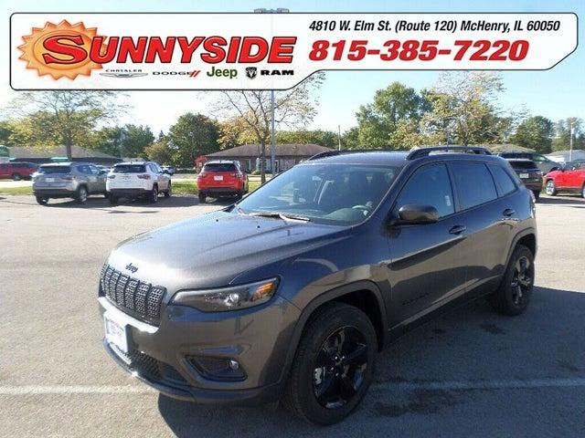 2021 Jeep Cherokee Altitude 4WD