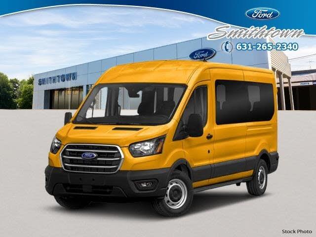 2021 Ford Transit Passenger 350 XLT Medium Roof LB RWD