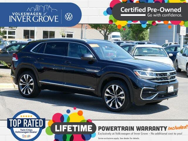2020 Volkswagen Atlas Cross Sport 3.6L SEL Premium R-Line 4Motion