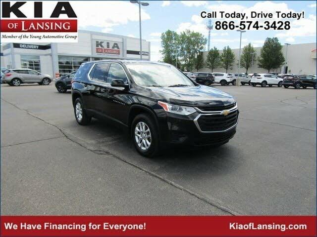 2018 Chevrolet Traverse LS FWD